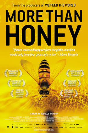 """""""More Than Honey"""" movie shown on January 14th"""