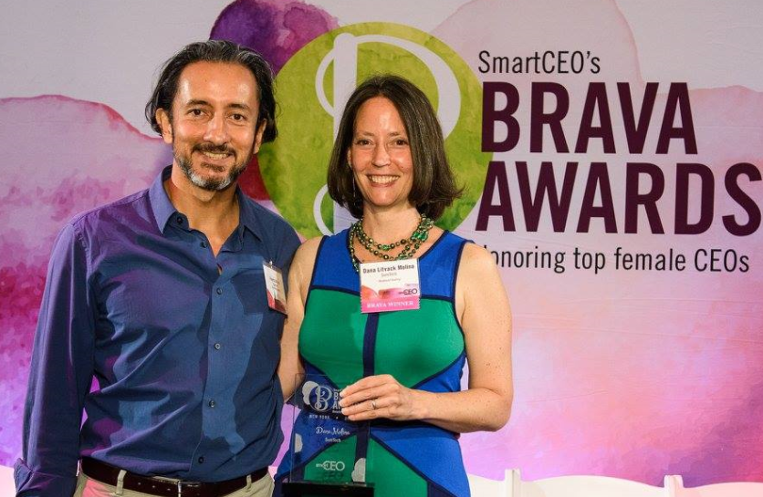 SureTech Co-Founder Wins SmartCEO's Brava Award