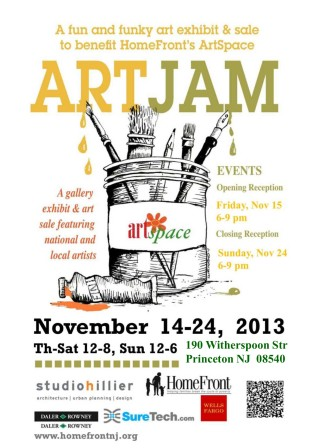 SureTech sponsors ArtJam