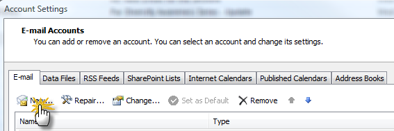 How do I set up my IMAP Email Configuration?